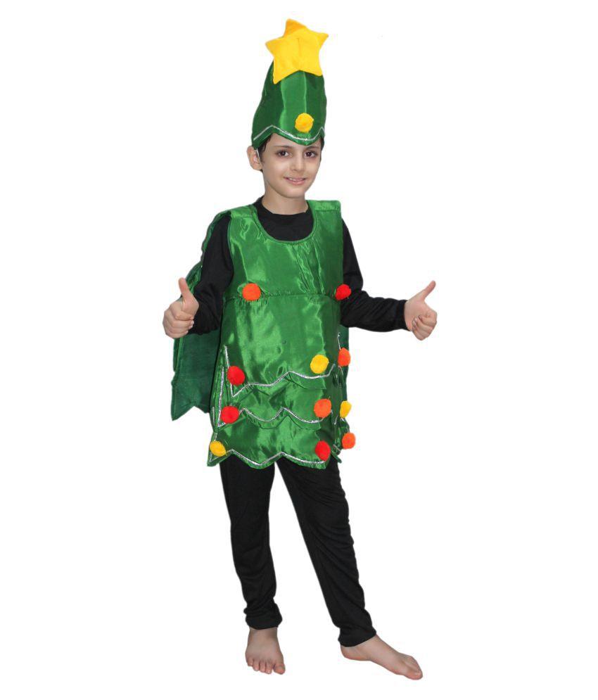 Kaku Fancy Dresses Christmas Tree Boy Fancy Dress For Kids Christmas