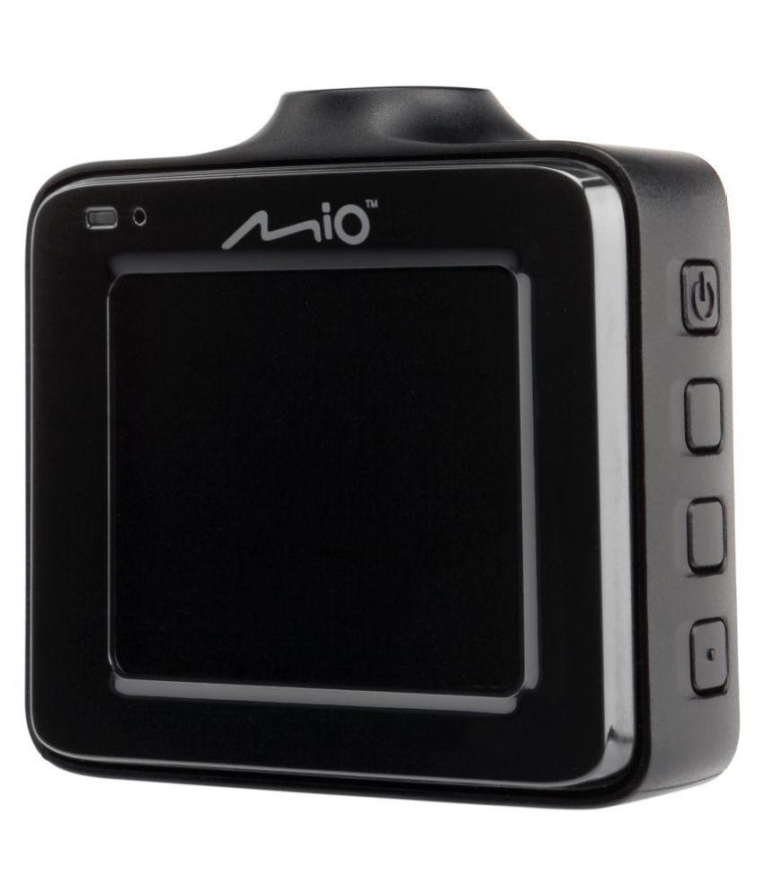 Mio DASHCAM C 325 ( HD Video Recording, Auto Power On, Night Vision, 128 GB Memory, Battery Backup )