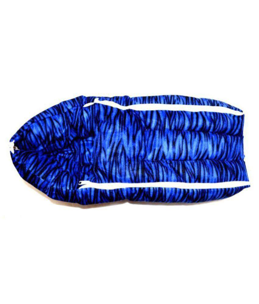 Pin to Pen Poly Cotton Sleeping Bags ( 40 cm × 40 cm)