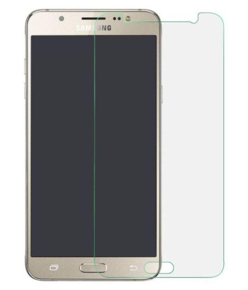 Samsung Galaxy J7  2016  Tempered Glass Screen Guard By PAV