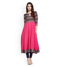 58edbd25078 3XL Size Stitched Kurtis  Buy 3XL Size Stitched Kurtis Online at Low ...