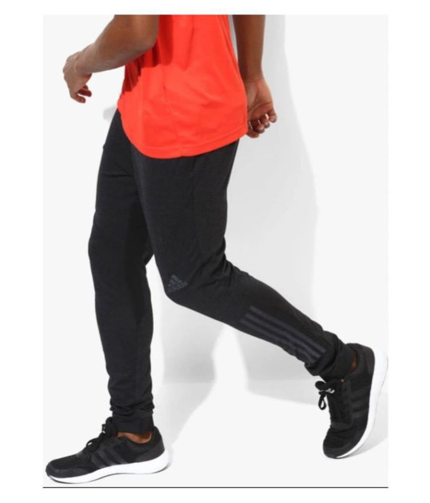 d89188b192aa TRACK PANTS ADIDAS BOTTOM STRIPS  Buy Online at Best Price on Snapdeal
