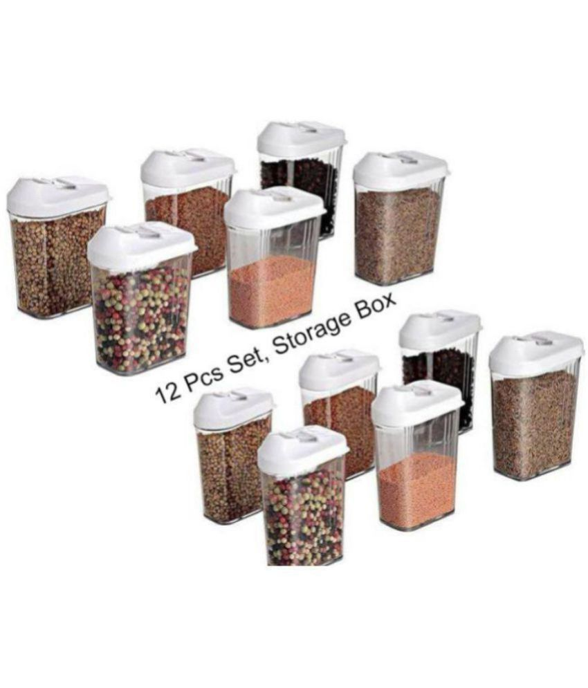 Shiv Polyproplene Food Container Set of 11-20