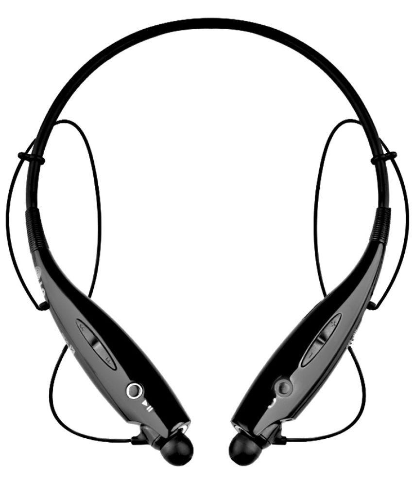 BUYSHOP MotorolaMoto G5 Plus Neckband Wireless With Mic Headphones/Earphones