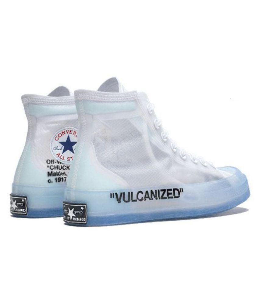 wide selection of colors many choices of meet Converse x Off-White Chuck 70 sneakers Running Shoes White