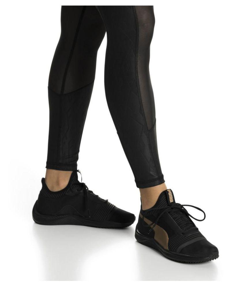 Puma Amp XT Wn's Running Shoes Black