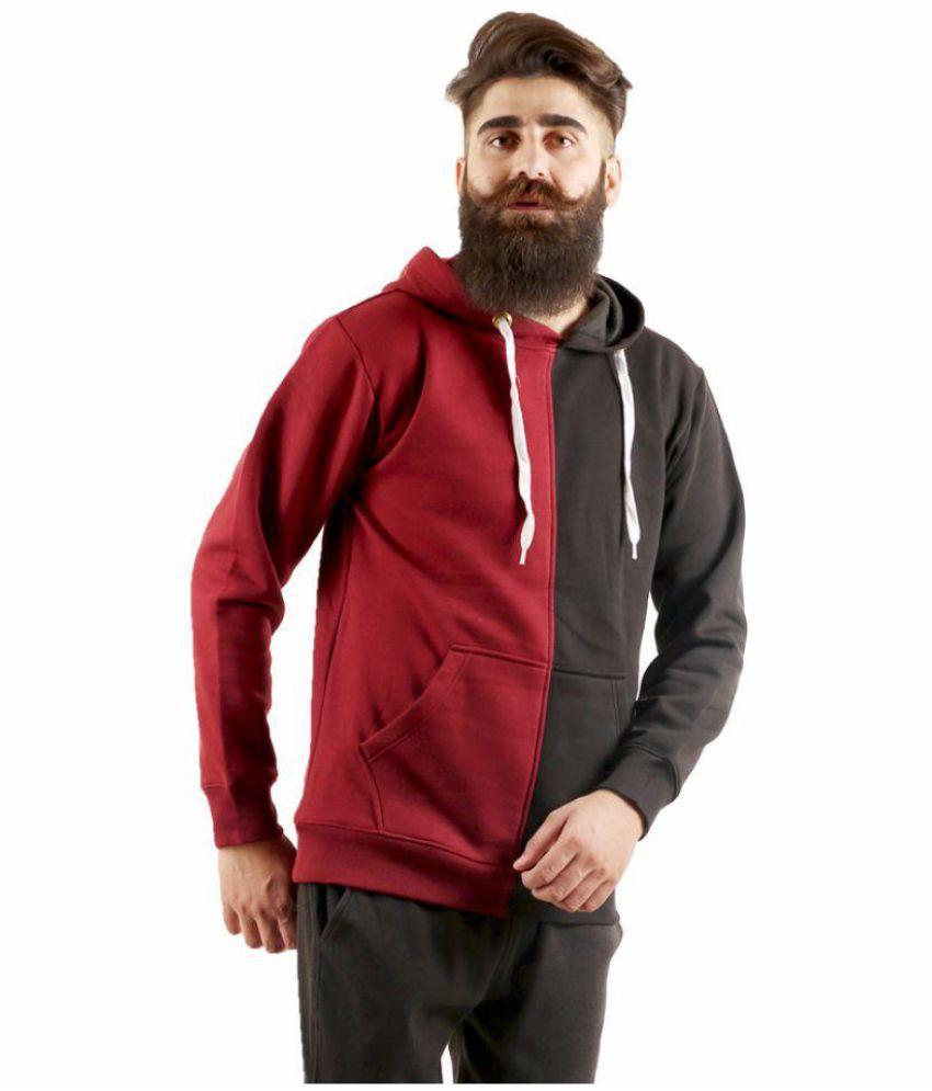 Rellin Multi Hooded Sweatshirt