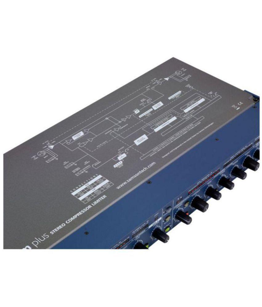 S-com plus - Stereo Compressor/Limiter