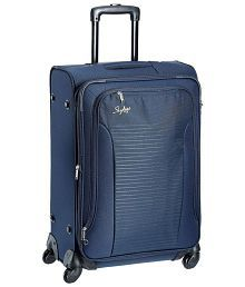 7946f16cd Quick View. Skybags Blue M( Between 61cm-69cm) Check-in Soft Footloose  Napier Luggage