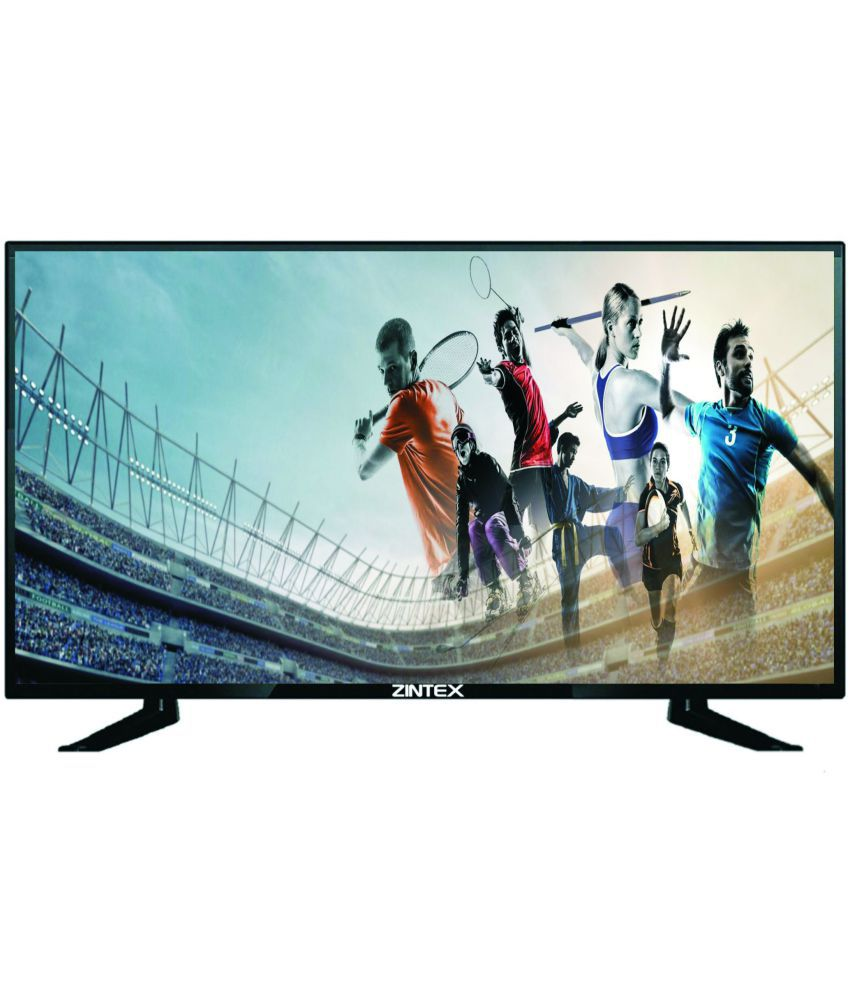 Zintex ZN40S 102 cm ( 40 ) Full HD (FHD) LED Television With 1+2 Year Extended Warranty