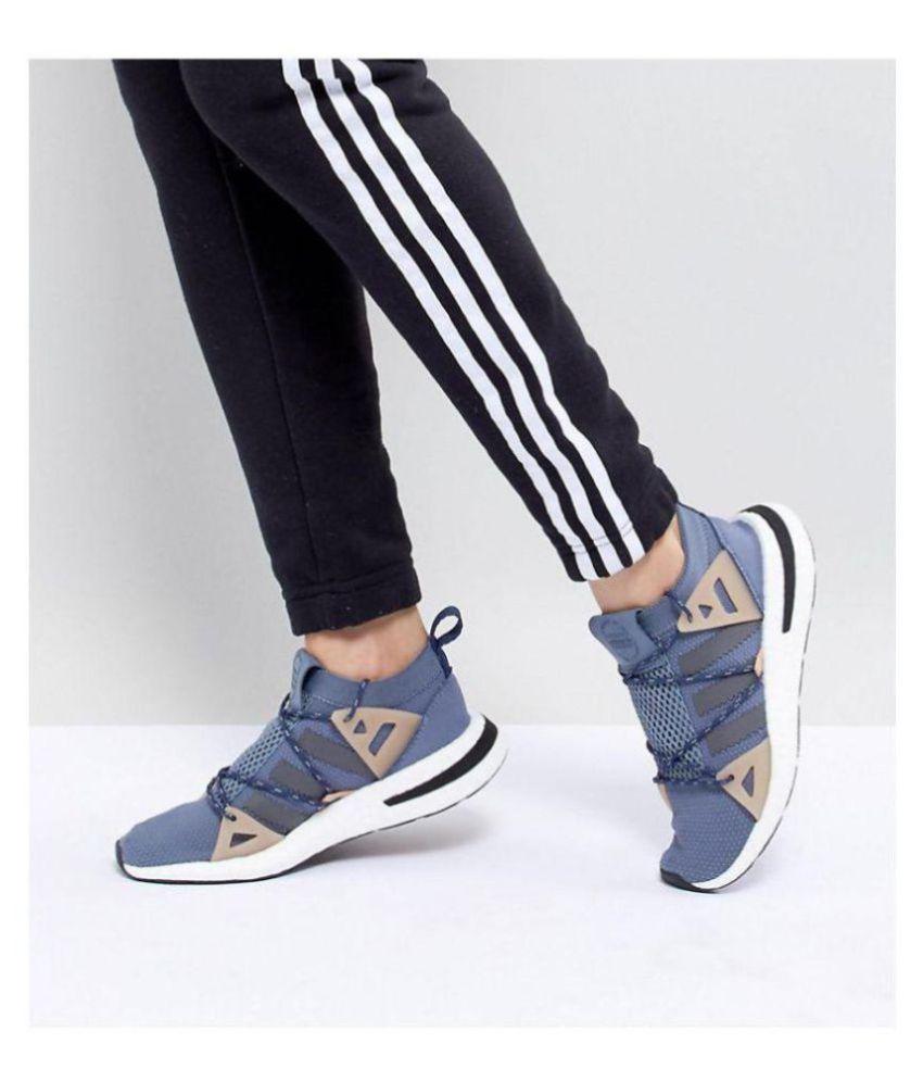 397ae387b7cba5 Adidas Originals Blue Arkyn Womens Running Shoes Price in India- Buy Adidas  Originals Blue Arkyn Womens Running Shoes Online at Snapdeal