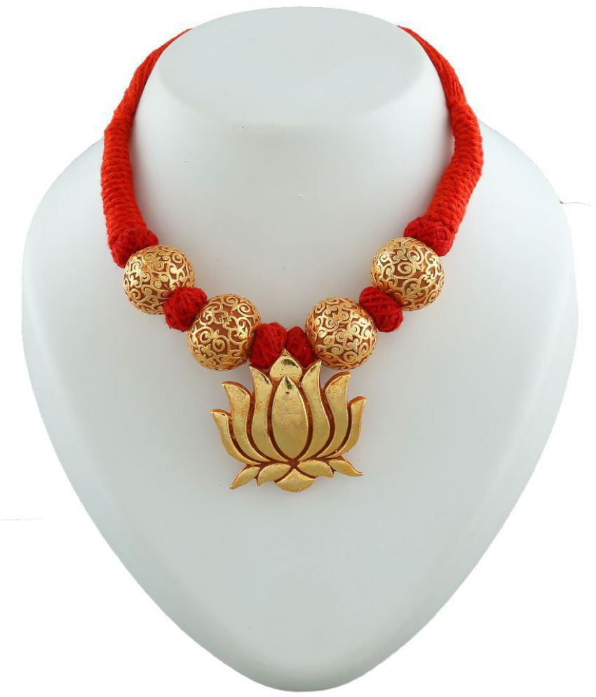 Anuradha Art Necklace