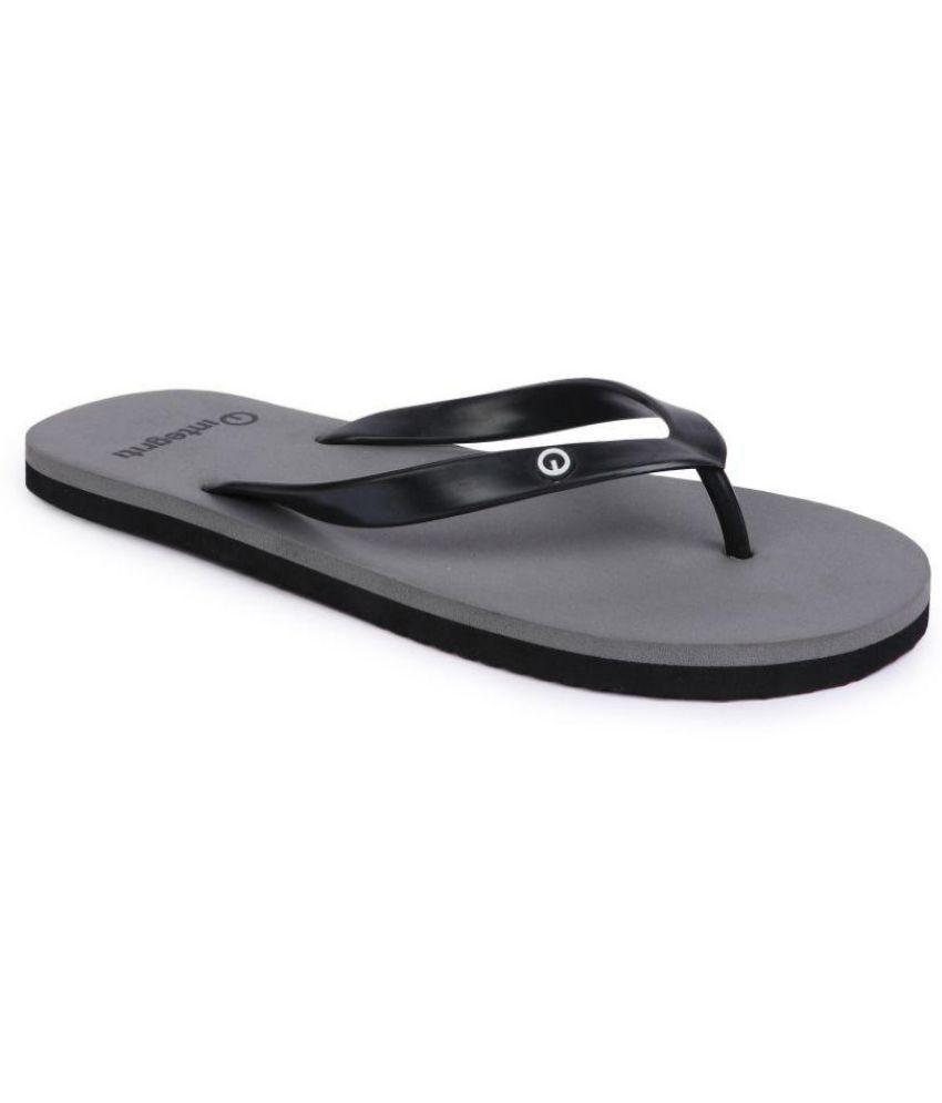 Integriti Gray Daily Slippers
