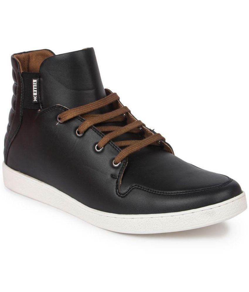 Killer Black Casual Shoes