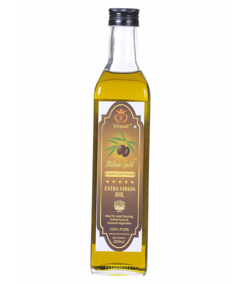 Italian gold Extra Virgin Olive Oil 500 ml