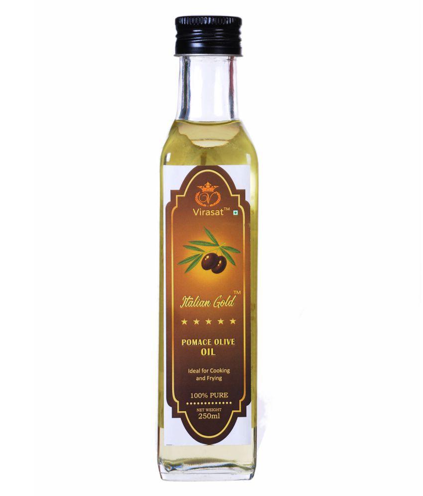 Italian gold Pomace Olive Oil 250 ml