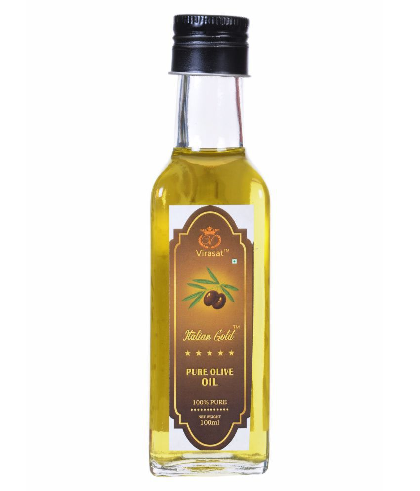 Italian gold Pure Olive Oil 100 ml