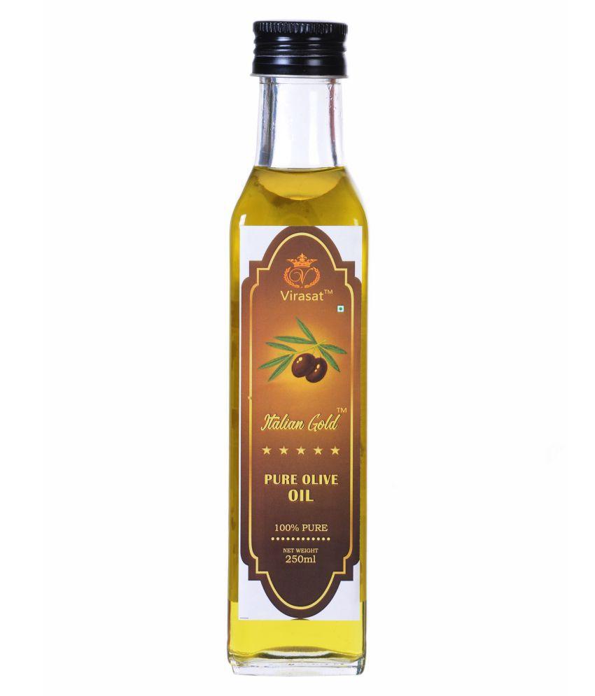 Italian gold Pure Olive Oil 250 ml
