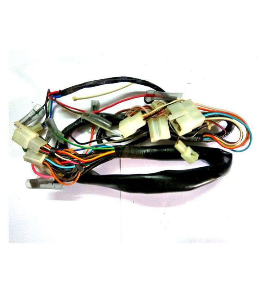 Wiring Harness Yamaha Rx-100 on