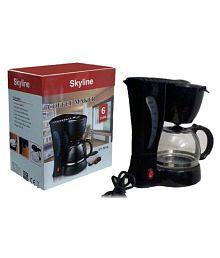 Skyline VT-7014 6 Cups 550 Watts Drip Coffee Maker