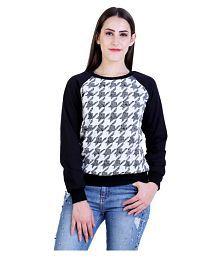 a5009a8c1497 Quick View. Belly Bottom Fleece Black Non Zippered Sweatshirt