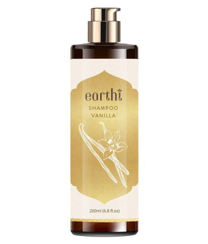Earthi Vanilla Vanilla Shampoo 200 ml