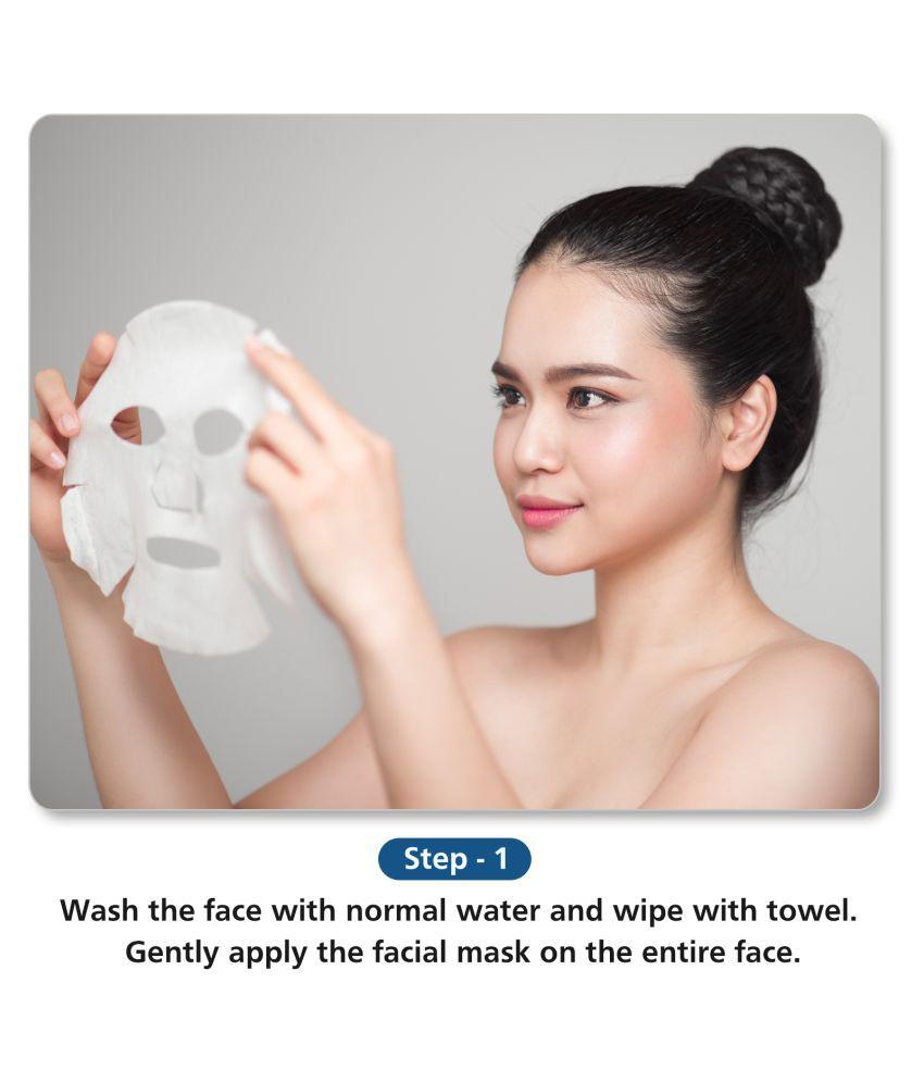 Mirabelle Korea Dull Skin Face Sheet Mask Combo Pack Of 3 Face Mask Masks 0 5kg Kg Pack Of 3 Buy Mirabelle Korea Dull Skin Face Sheet Mask Combo Pack Of 3 Face