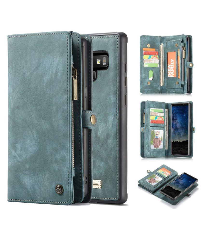 best website 6def9 5e275 Samsung Galaxy Note 9 Flip Cover by Excelsior - Blue