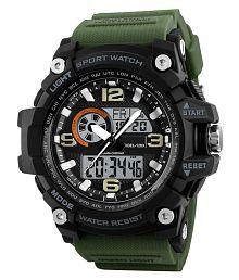 Skmei 1283 Resin Analog-Digital Men's Watch