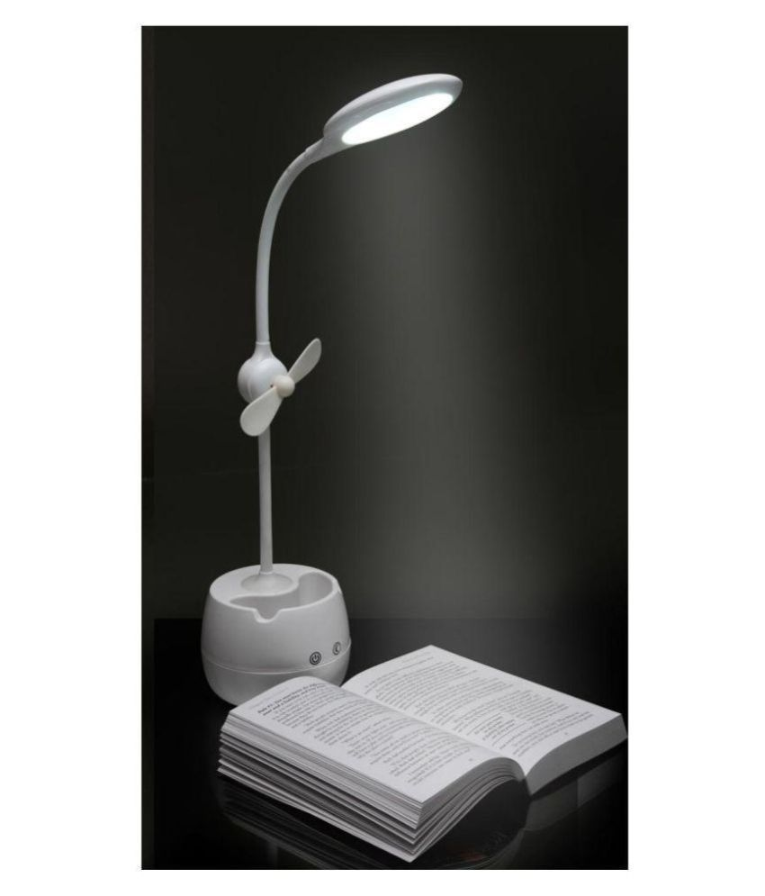 Lovato 40 Plastic Table Lamp - Pack of 1