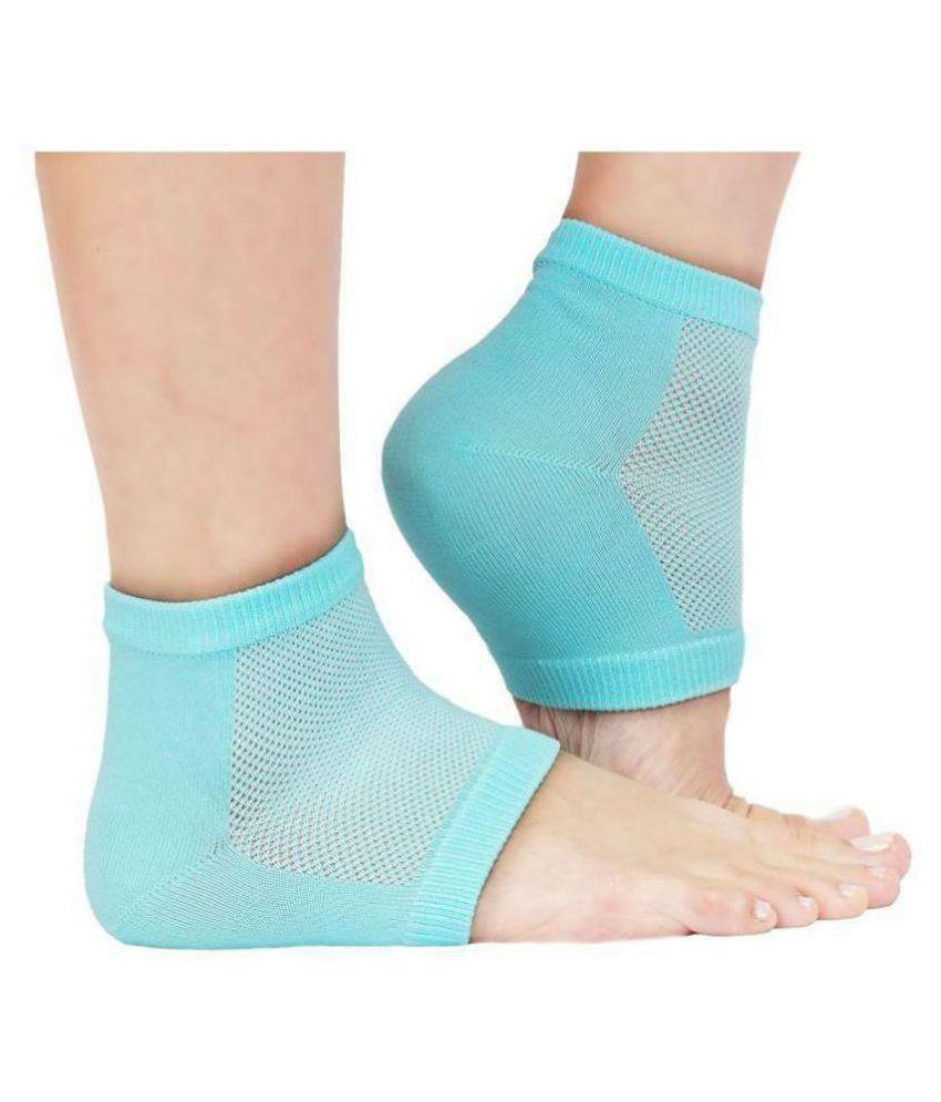 4c9044ce3c90 Kozycare SILICONE GEL HEEL PROTECTOR Free Size Foot Protectors Free Size:  Buy Kozycare SILICONE GEL HEEL PROTECTOR Free Size Foot Protectors Free  Size at ...