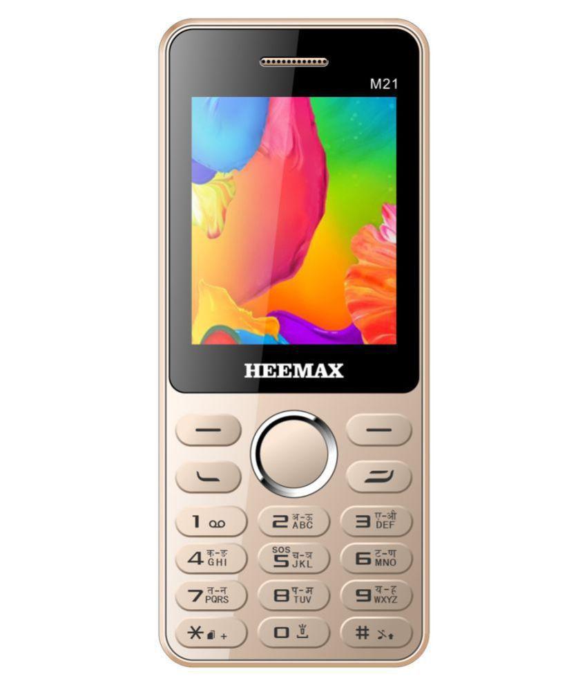Heemax M21 Gold