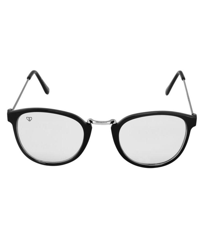 Walrus - Clear Cat Eye Sunglasses ( 010207 )