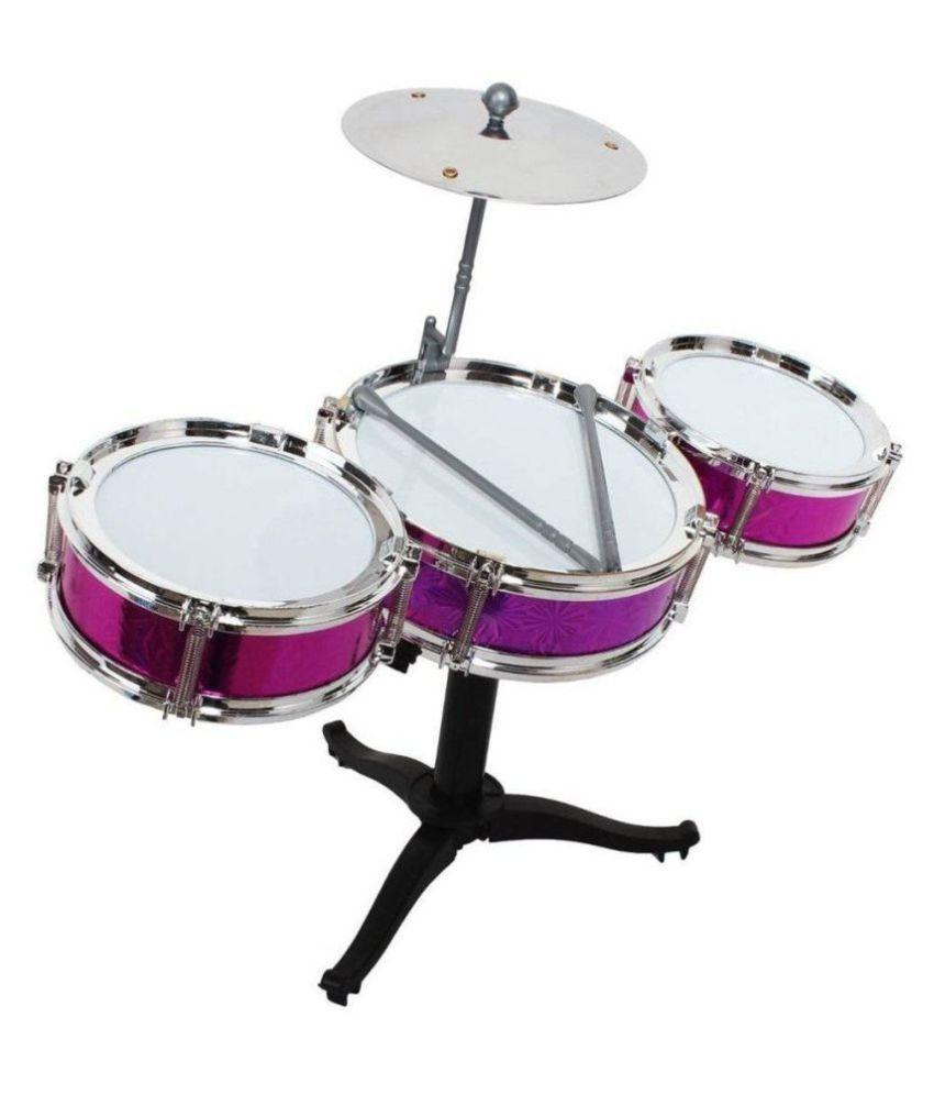 Jazz Drum Musical Set For Kids