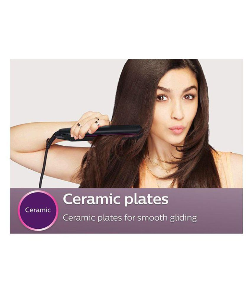 Philips HP8302 Hair Straightener ( BLACK ) Price in India - Buy Philips HP8302 Hair Straightener ( BLACK ) Online on Snapdeal