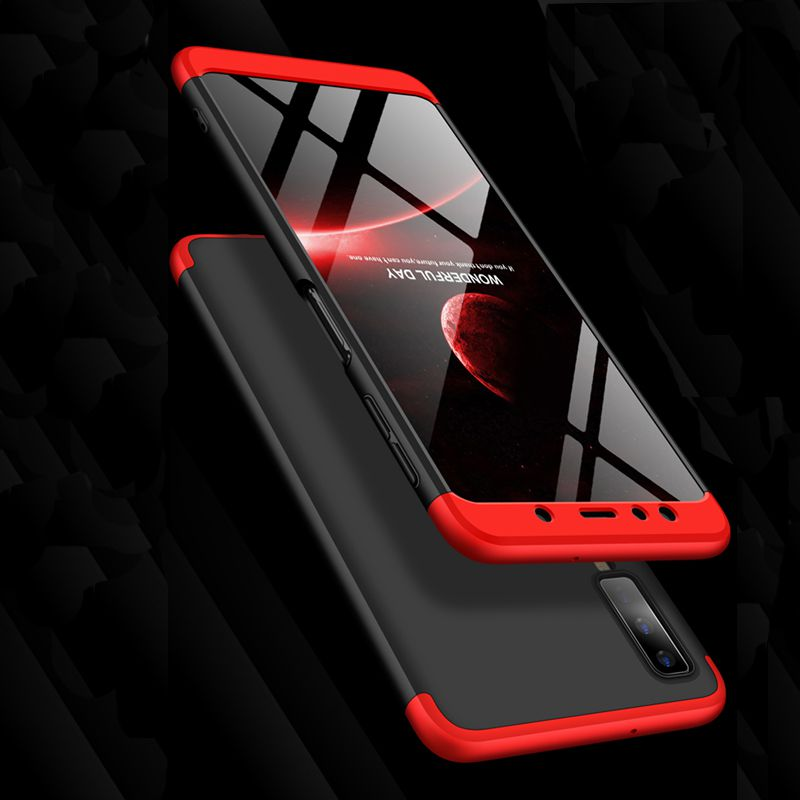 sale retailer 47372 3ffaf Samsung Galaxy A7 2018 Anti Gravity Cover Lenis - Black