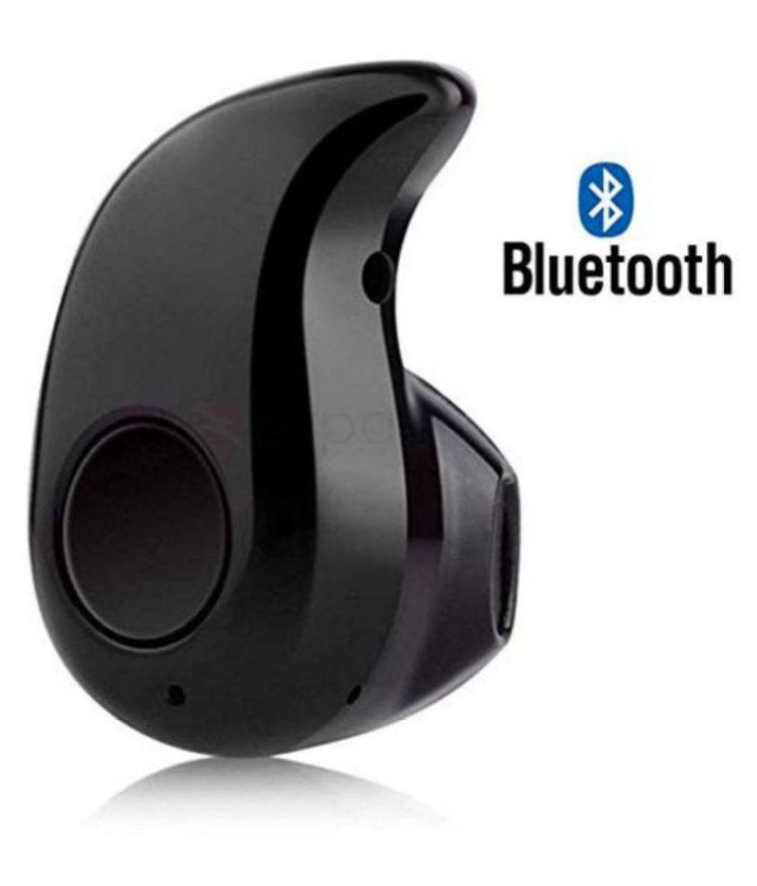 dc948bba993 SBS S530 Kaju Bluetooth Headset - Black - Bluetooth Headsets Online at Low  Prices | Snapdeal India