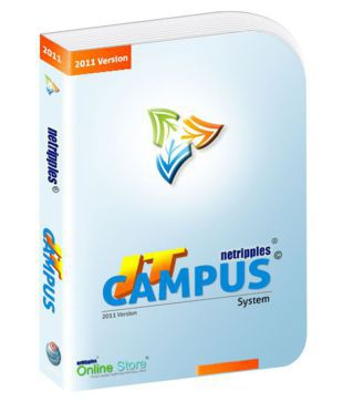 Netripples It Campus Management System ( DVD ) - Buy