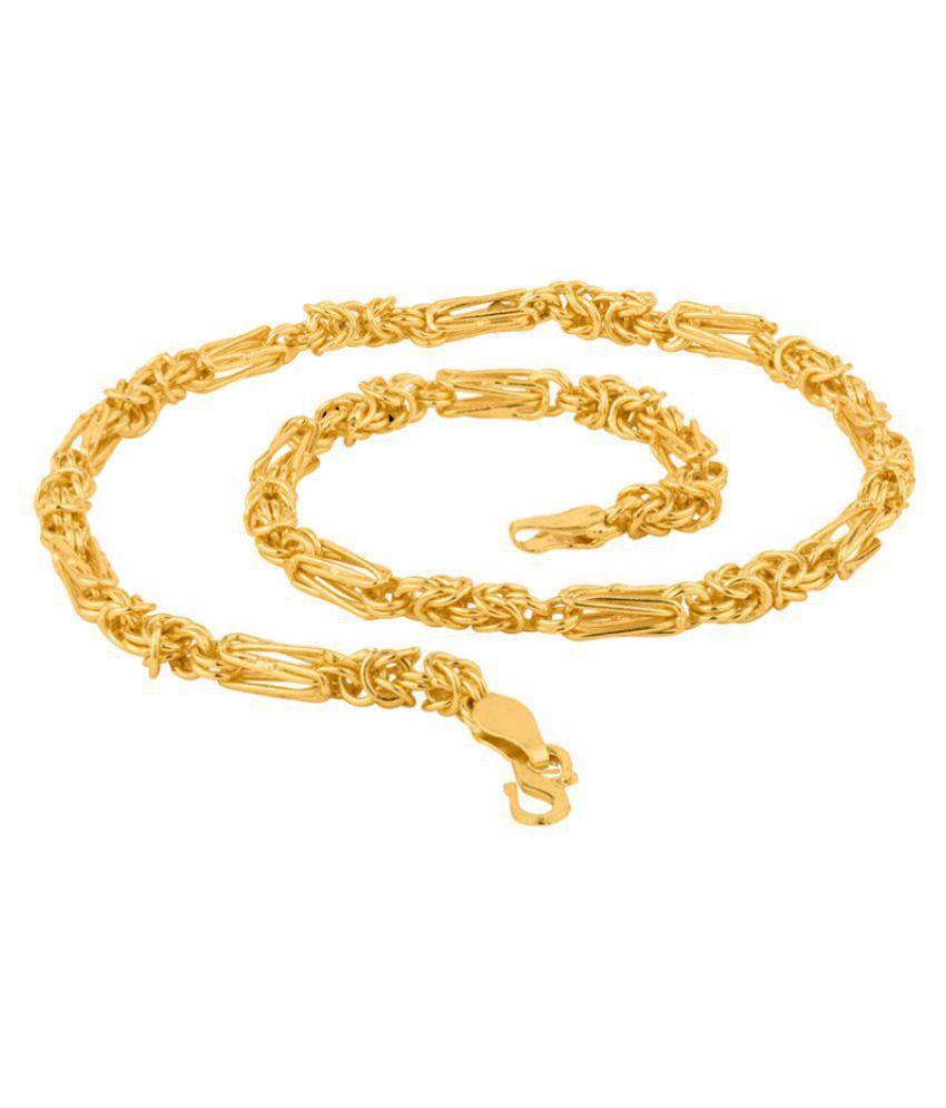 Dare Gold Brass & Copper etc Chains