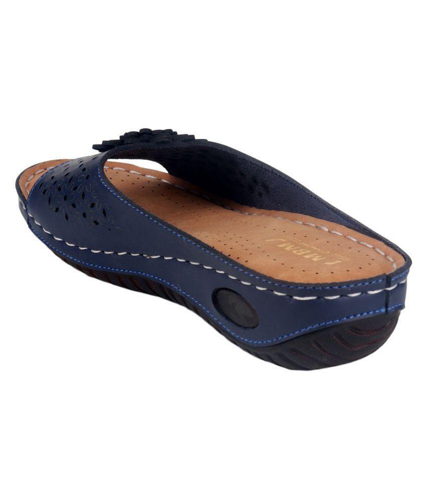 e7d3b59a1 Do Bhai Blue Flats Price in India- Buy Do Bhai Blue Flats Online at ...