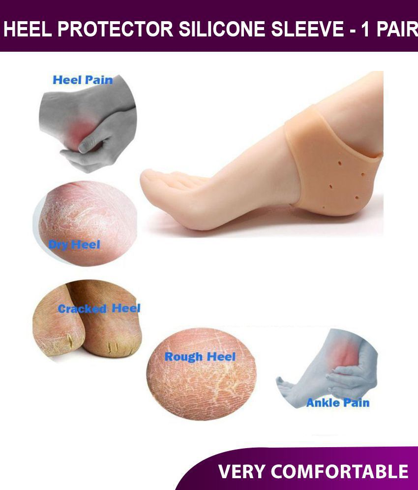 Zylocare Heel Pain Relief Plantar Fasciitis Heel Silicone Support Foot Care Buy Zylocare Heel Pain Relief Plantar Fasciitis Heel Silicone Support Foot Care At Best Prices In India Snapdeal