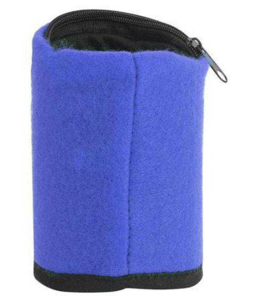 Zipper Wristband Organizer Pocket Card Coin Key Storage Bag Sport Wallet Bag