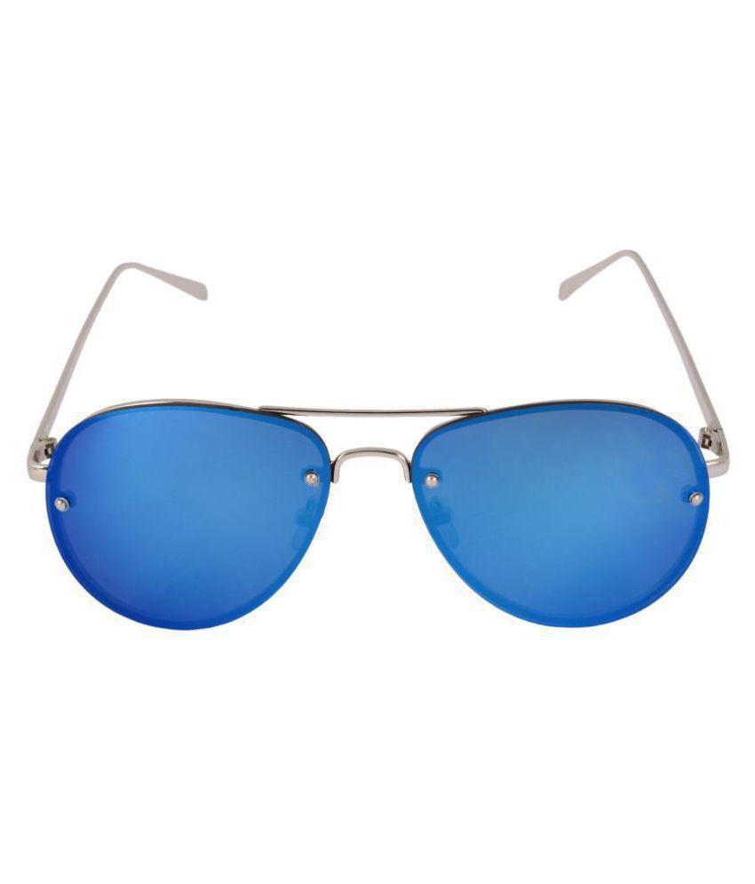 SD Jaxson Blue Aviator Sunglasses ( MT-AV-SR-BL )