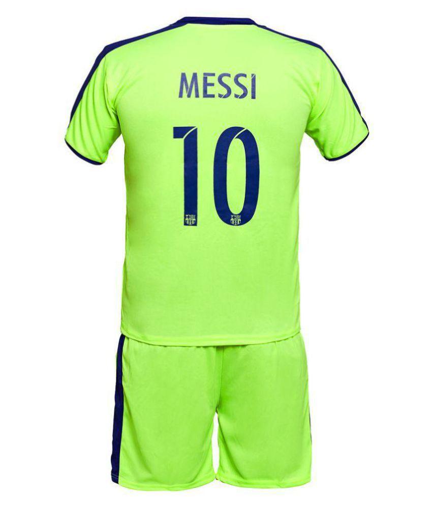 d0d6fd21bd6 ... Sportigo Replica FC Barcelona KIDS Football Jersey Set - Green Blue ...