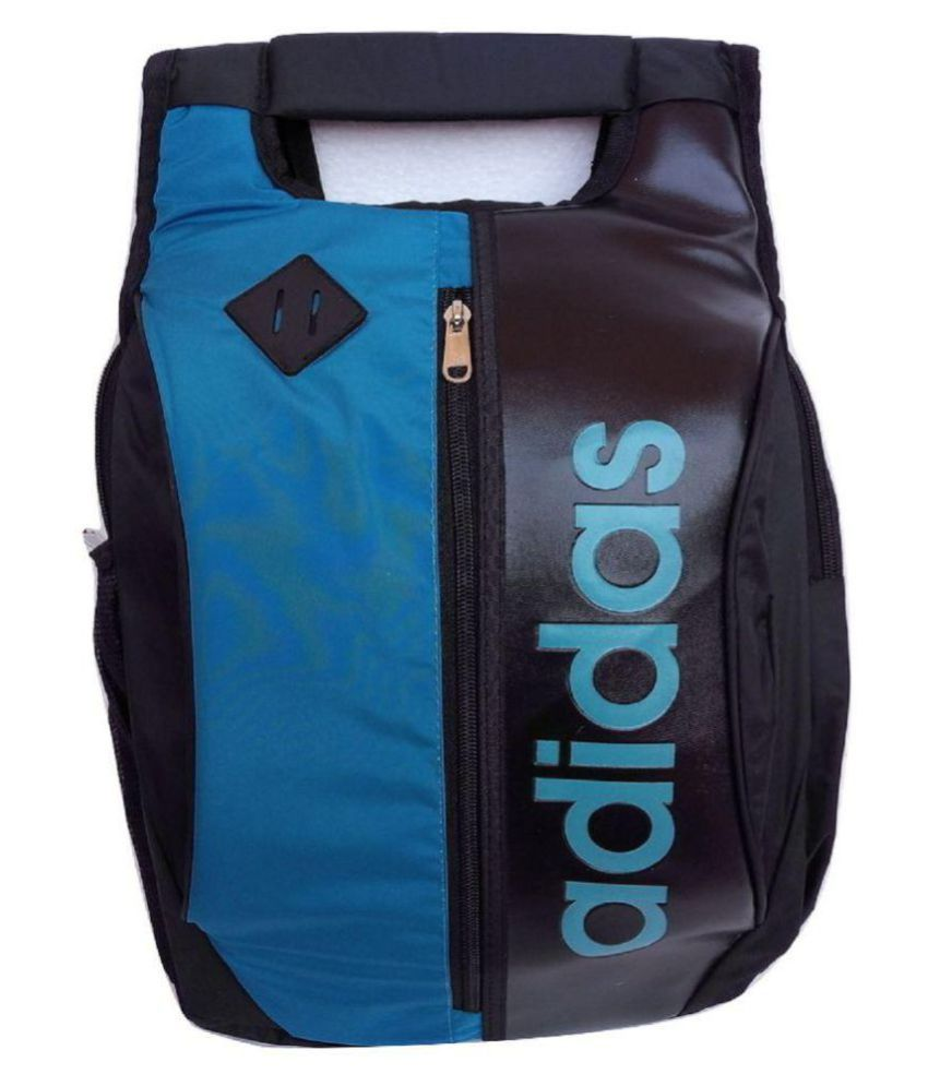 f0ff3b45ef Adidas Blue Polyester College Bag - Buy Adidas Blue Polyester College Bag  Online at Best Prices in India on Snapdeal