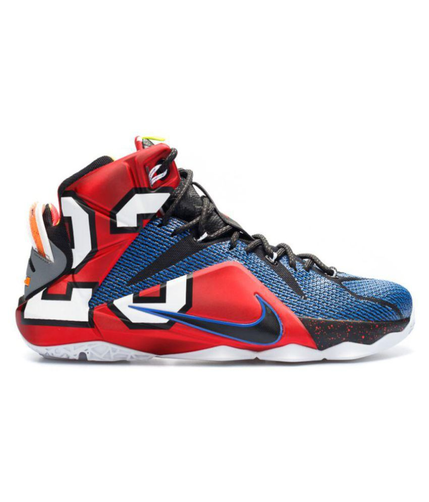 0a963c6dc629 ... real nike lebron 12 phantom multi color basketball shoes 46562 72390