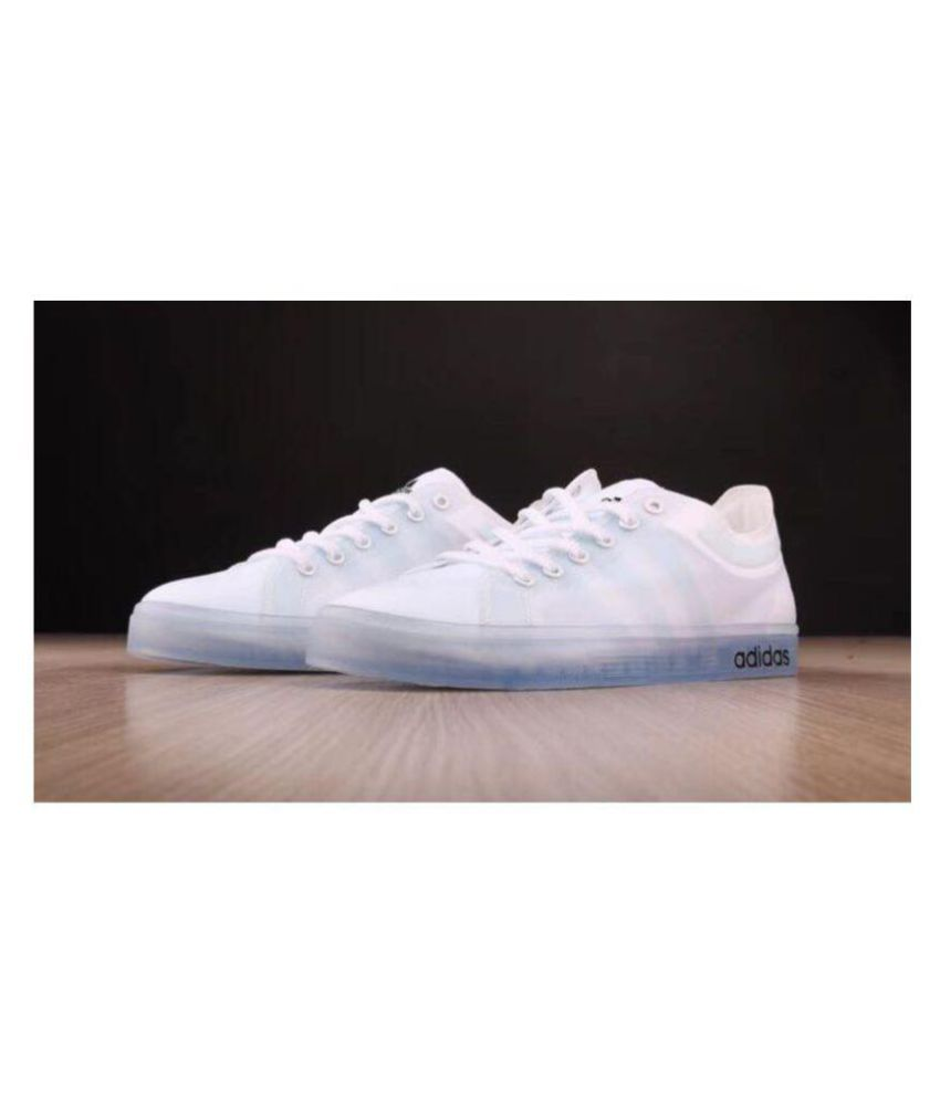 adidas neo transparent shoes