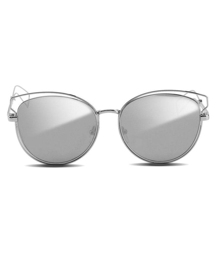 Vintage Women Eyewear Fashion Shades Cat Eye Sunglasses Sunscreen Eyeglasses