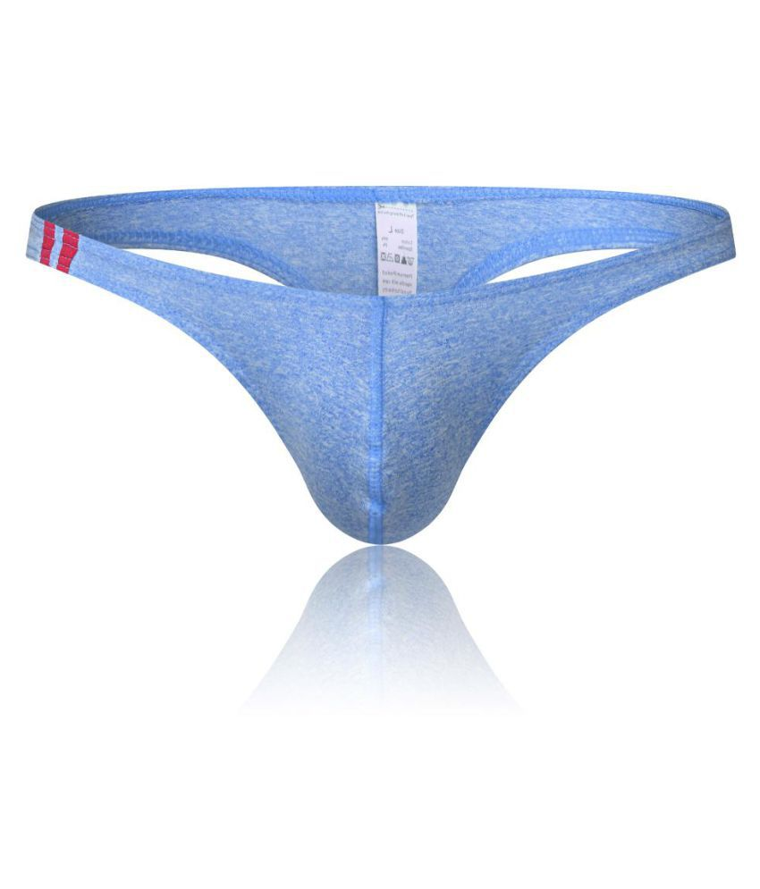 a9ee0fa3d45a Sexy Cotton Soft Low Waist Thongs for Men - Buy Sexy Cotton Soft Low Waist  Thongs for Men Online at Low Price in India - Snapdeal