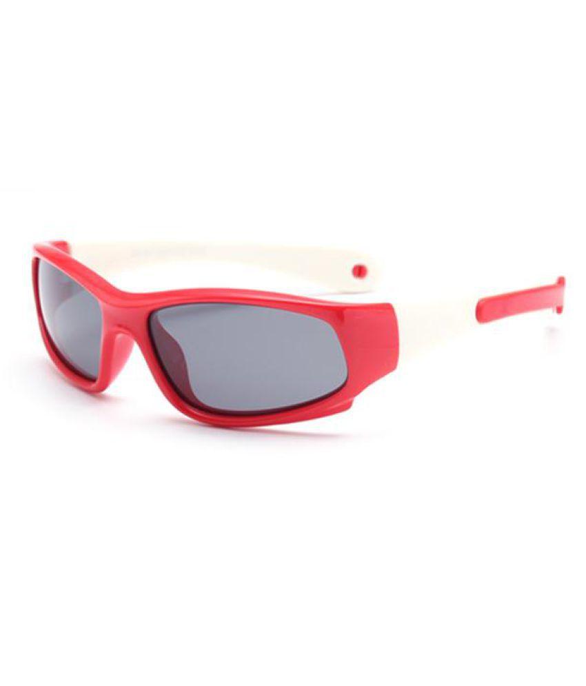 Flexible Silicone Kids Sunglasses Polarized Sun Glasses UV400 For 2Y-10Y